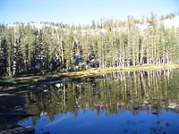 Morning at Flat Lake