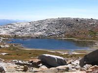 First Isberg Lake