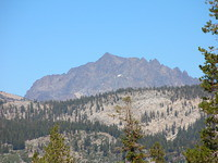 Mt. Ritter from a distance