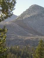 Triple Divide sub-Peak from below Post Peak Pass