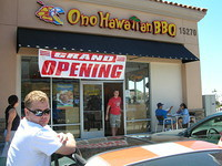 Ono Hawaiian BBQ in Fontana