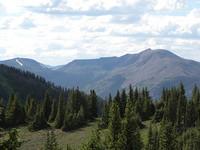 Lobo Overlook view
