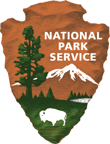 US National Park Service arrowhead logo