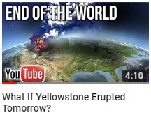 youtube what if yellowstone erupted tomorrow